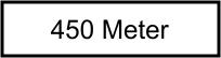 450m Länge
