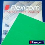 Papier grün wiederablösbar