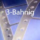 3-Bahnig