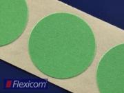 Markierungspunkte, grün