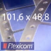 EDV-Etiketten 101,6 x 48,8 mm, 1-bahnig