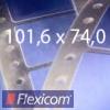 EDV-Etiketten 101,6 x 74,0 mm, 1-bahnig