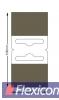 HangTab 50 x 100 mm - mit Heavy Duty Premium Kleber