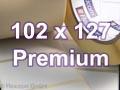 Zebra Rollenetiketten, Format 102 x 127 mm, Z-Select 2000T