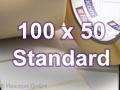 Zebra Rollenetiketten, Format 100 x 50 mm, Z-Perform 1000T