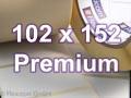 Zebra Rollenetiketten, Format 102 x 152 mm, Z-Select 2000D Thermodirekt
