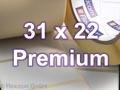 Zebra Rollenetiketten, Format 31 x 22 mm, Z-Select 2000T