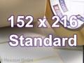 Zebra Rollenetiketten, Format 152 x 216 mm, Z-Perform 1000T