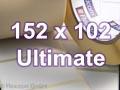 Zebra Rollenetiketten, Format 152 x 102 mm, Z-Ultimate 3000T White