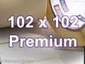 Zebra Rollenetiketten, Format 102 x 102 mm, Z-Select 2000T